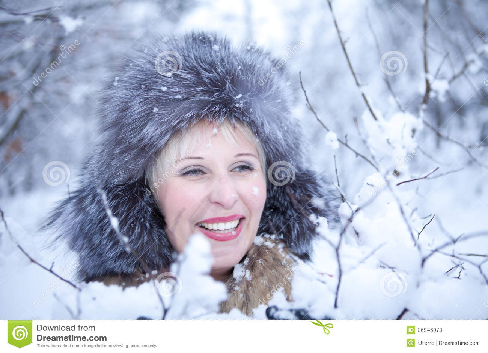 in winter fur - photo #11