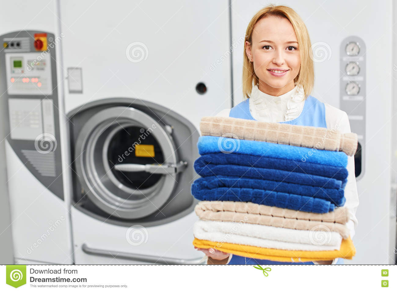 how to start a towel service