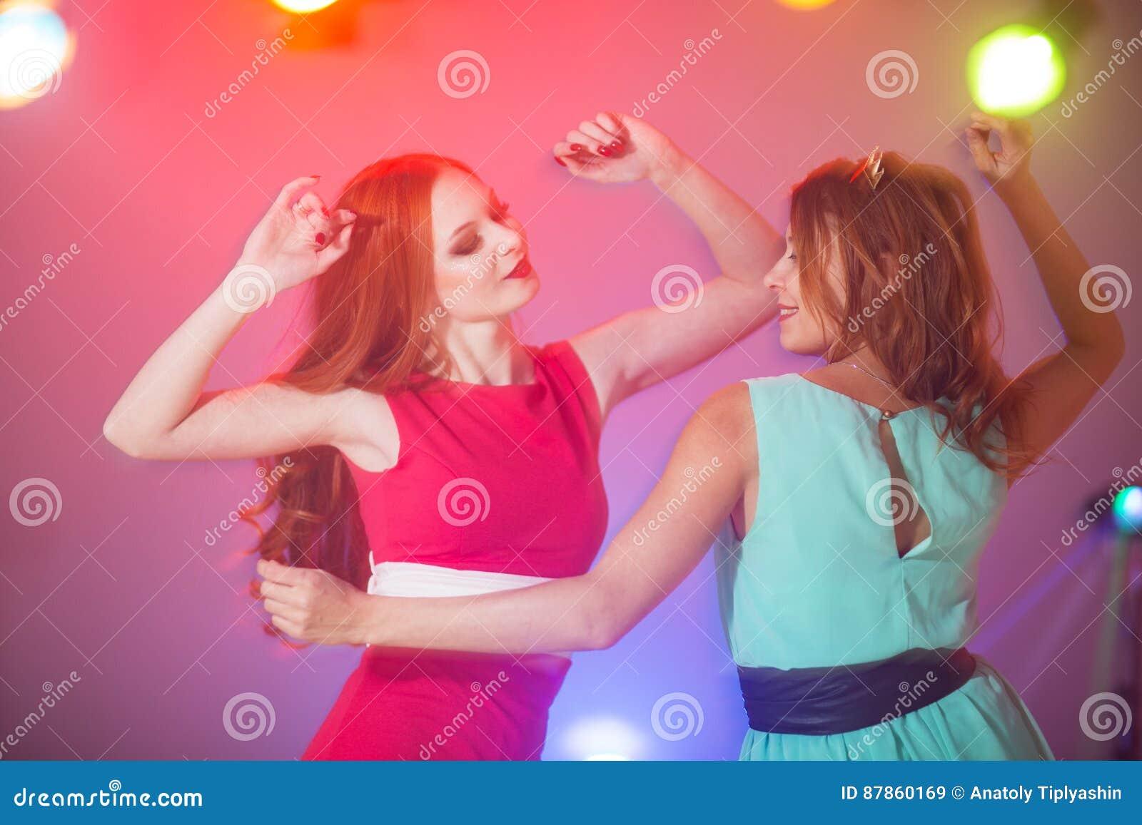 Girlfriend dance