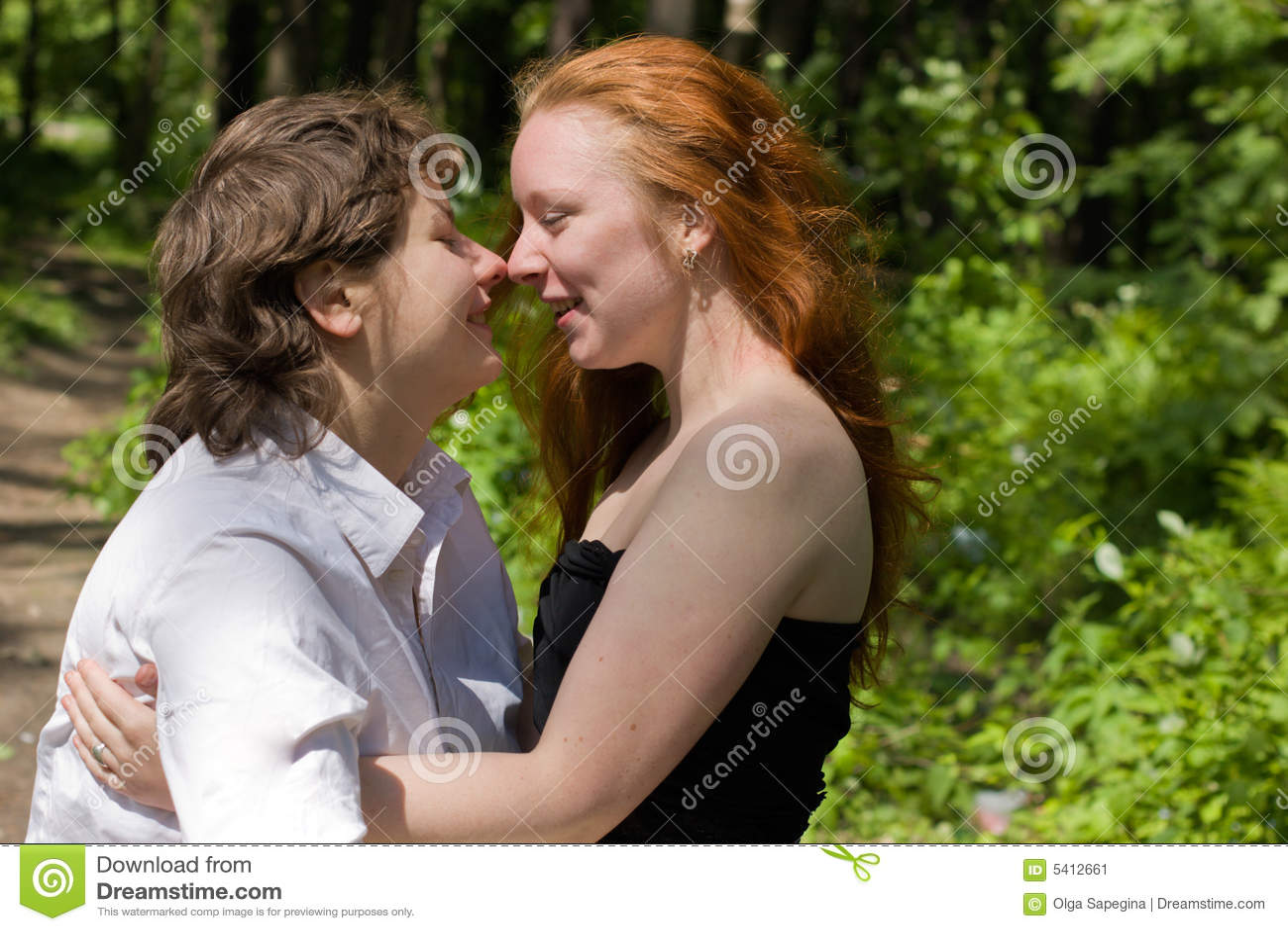 Lesbian Lip Kissing Videos