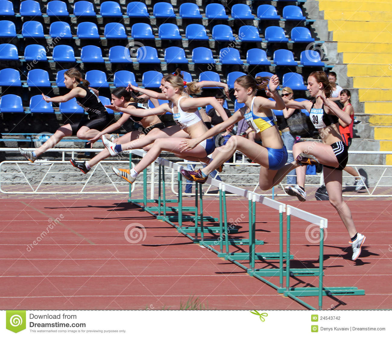 how to win a 100 meter race
