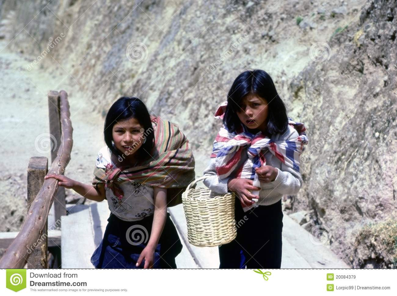 Cusco girls