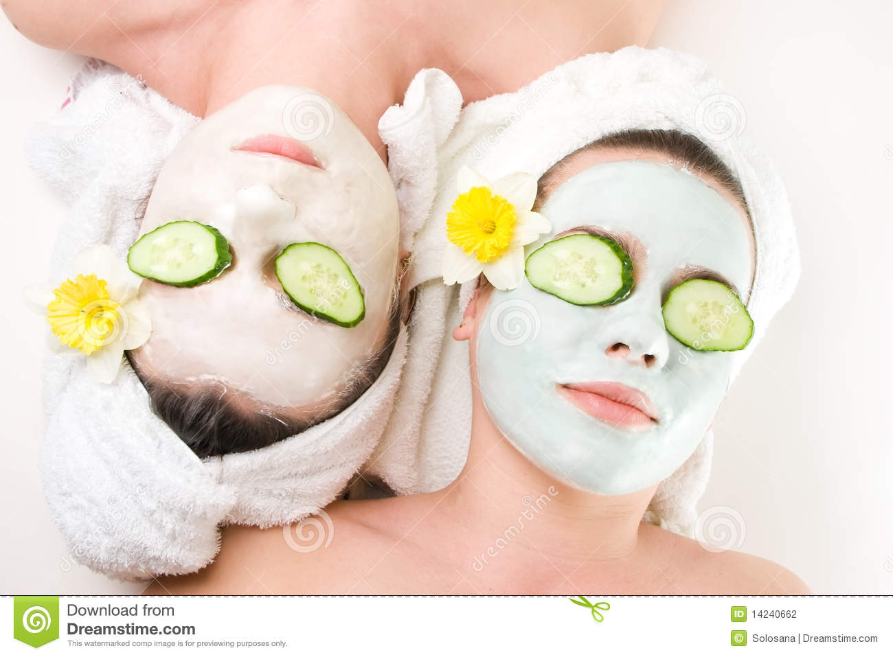 Facial masks for girls
