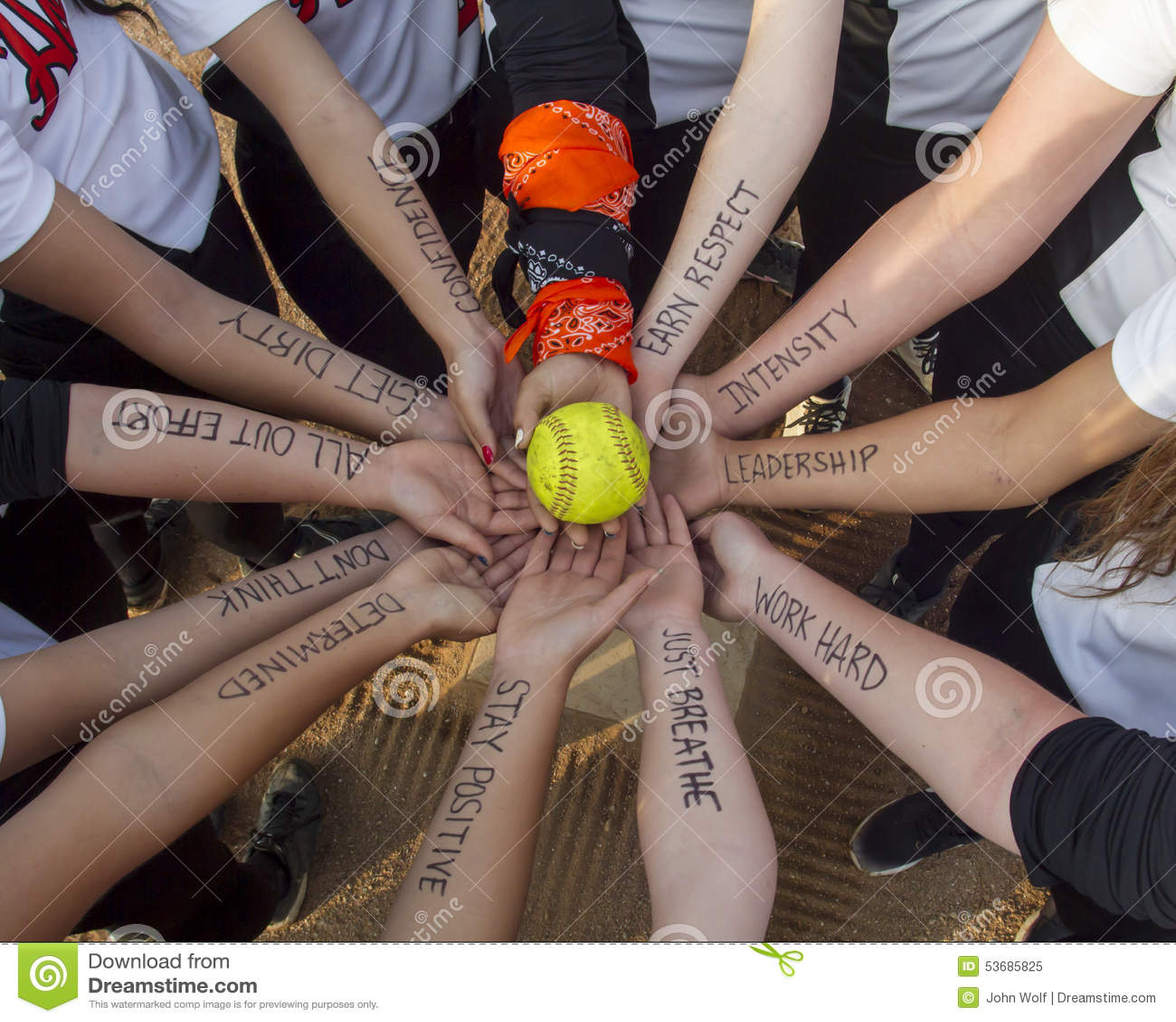 Softball Team Building Activities