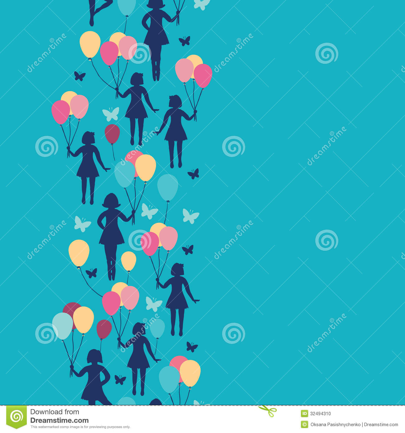 birthday balloon border clip art MEMES