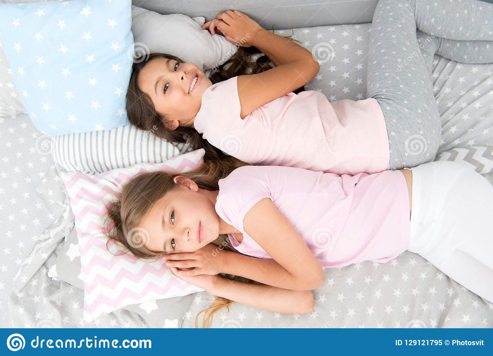 girls just want to have fun invite friend for sleepover best