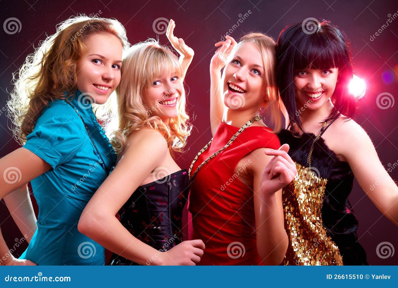 Girls orgy