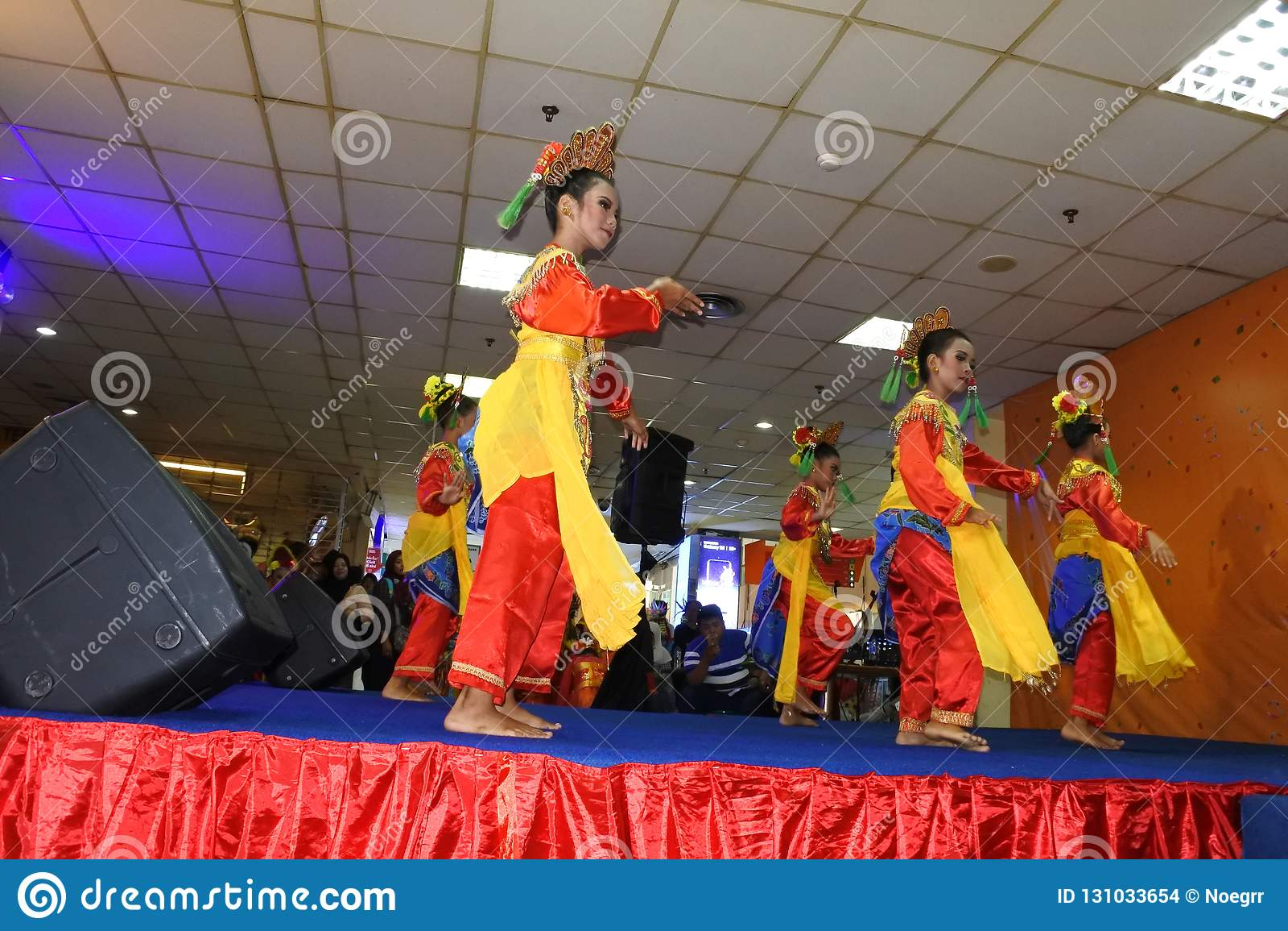 Indonesia Bali October 5 2018 Indonesian Stock Photo Edit Now