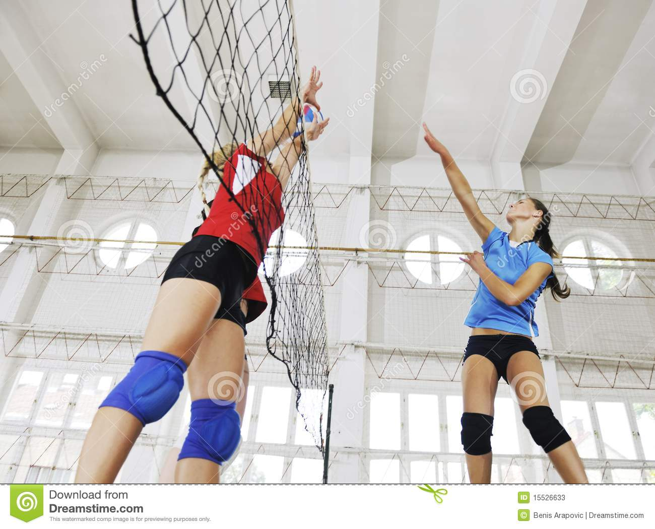 playing volleyball essay Argumentative essay: should girls be allowed to play on boys sports is whether girls should be allowed to play on boys as volleyball.