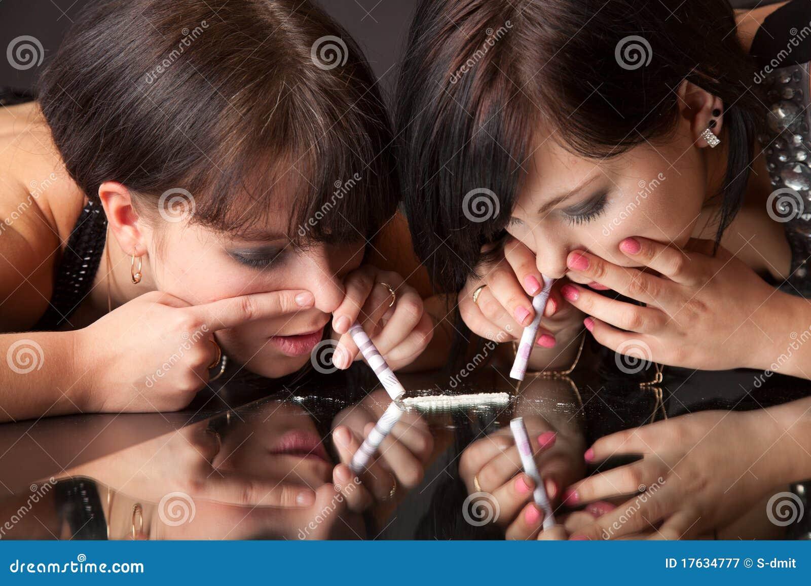 Фото девушки и кокаин 13 фотография