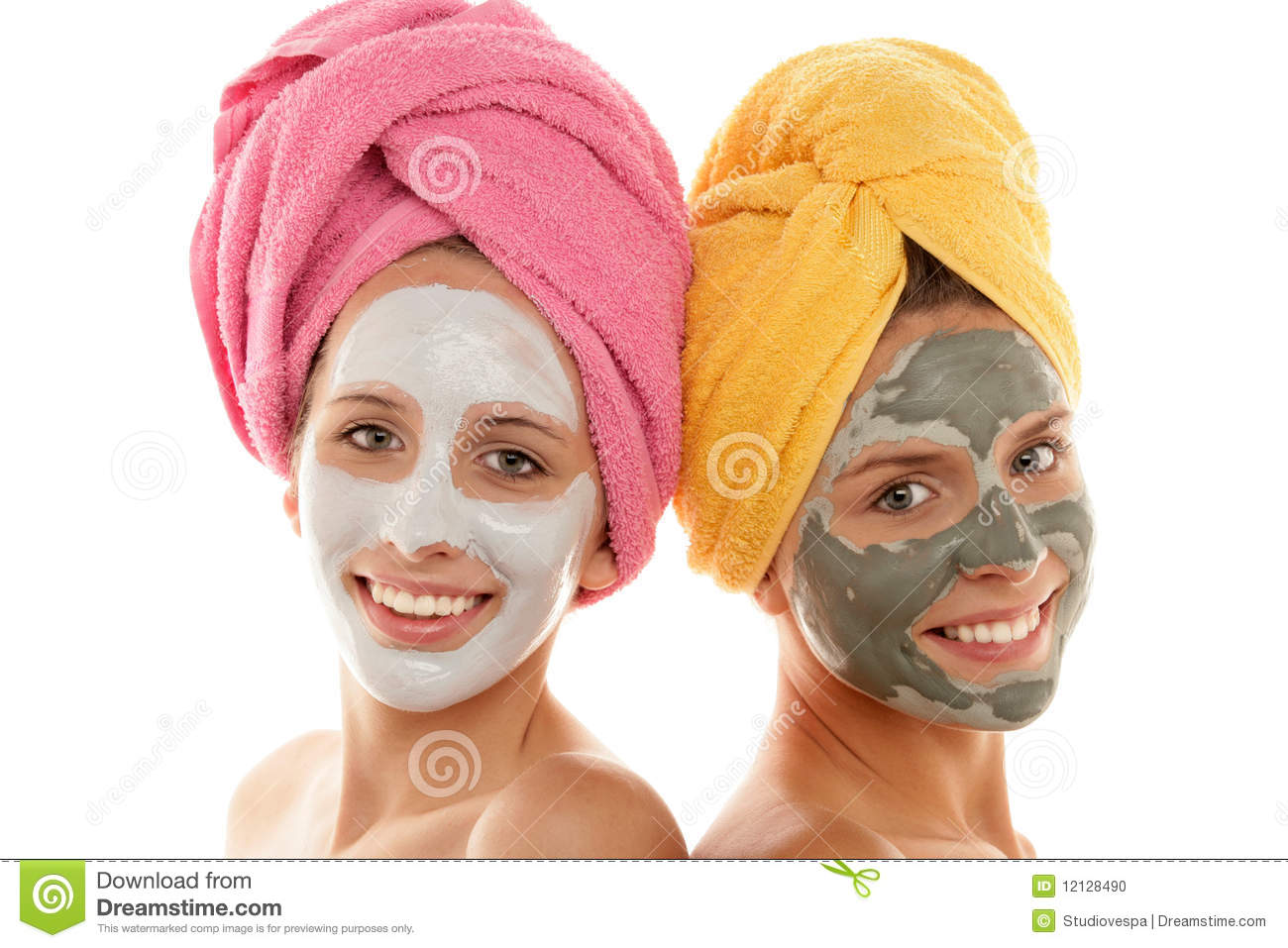 MAGGIE: Facial masks for girls