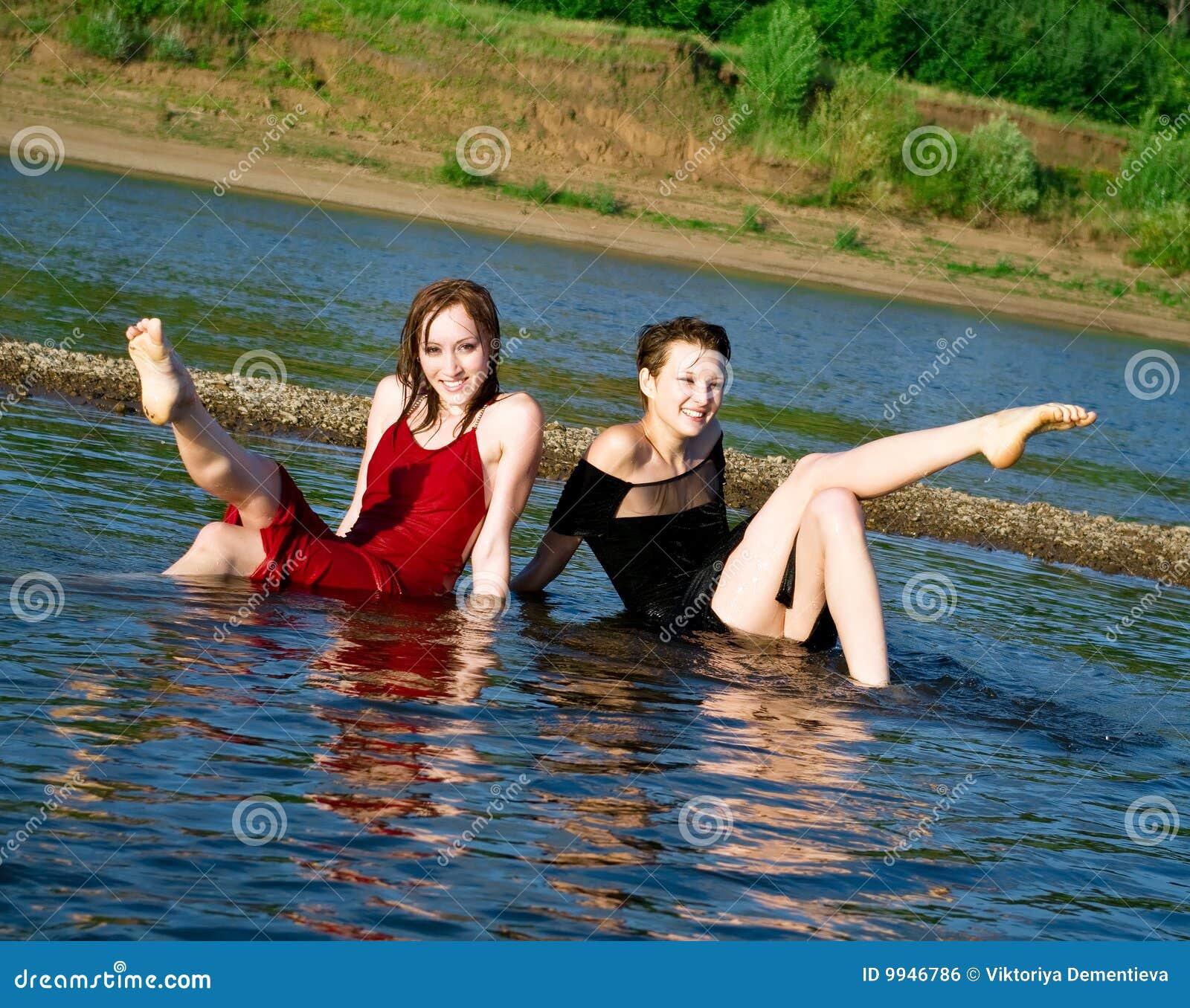 Water Dresses for Girls