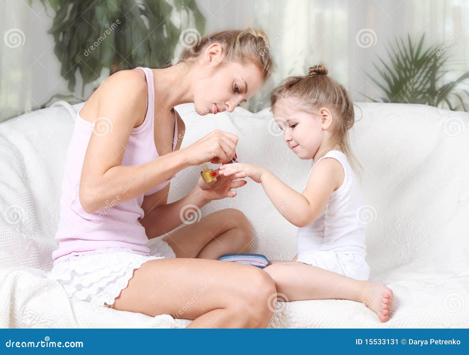 Сближение мамы и дочери 9 фотография