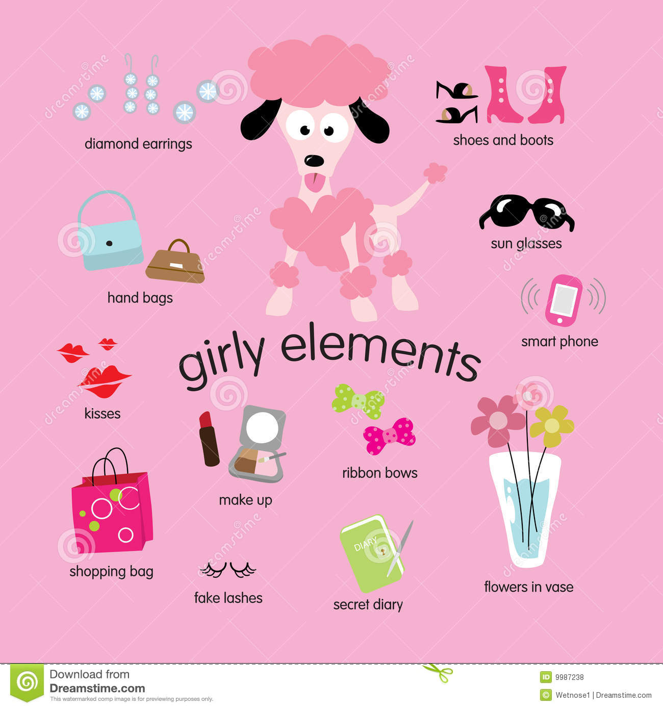 pink girly wallpapers free
