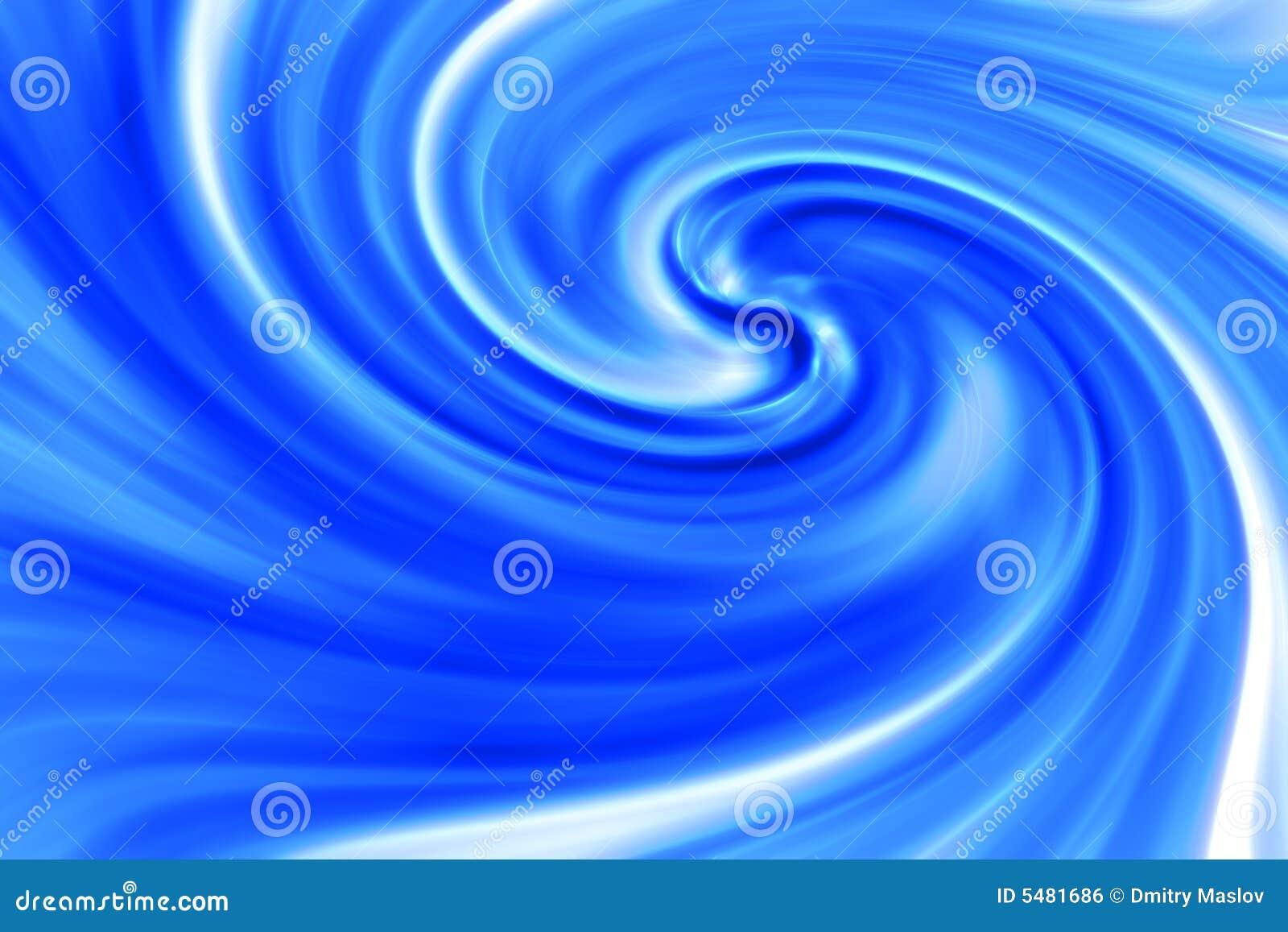 Giro azul