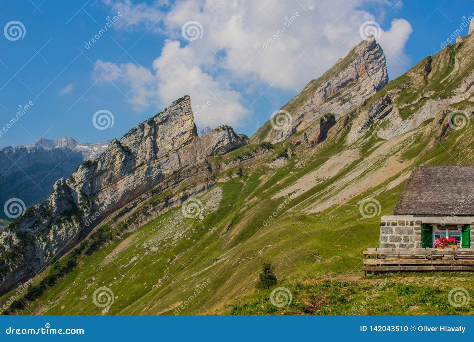Giro esplorativo attraverso la bella regione montana di Appenzell