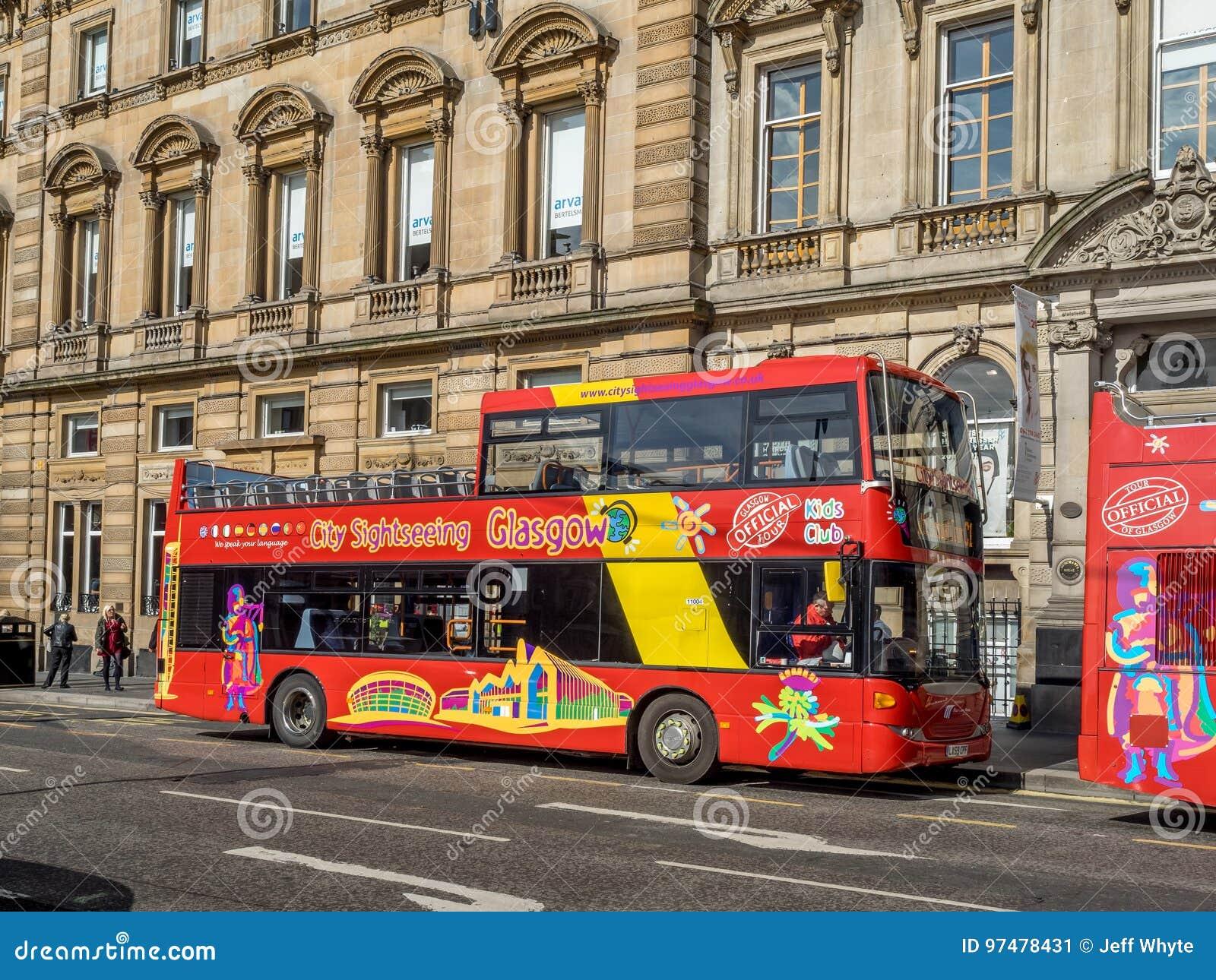 Giro turistico della città, Glasgow