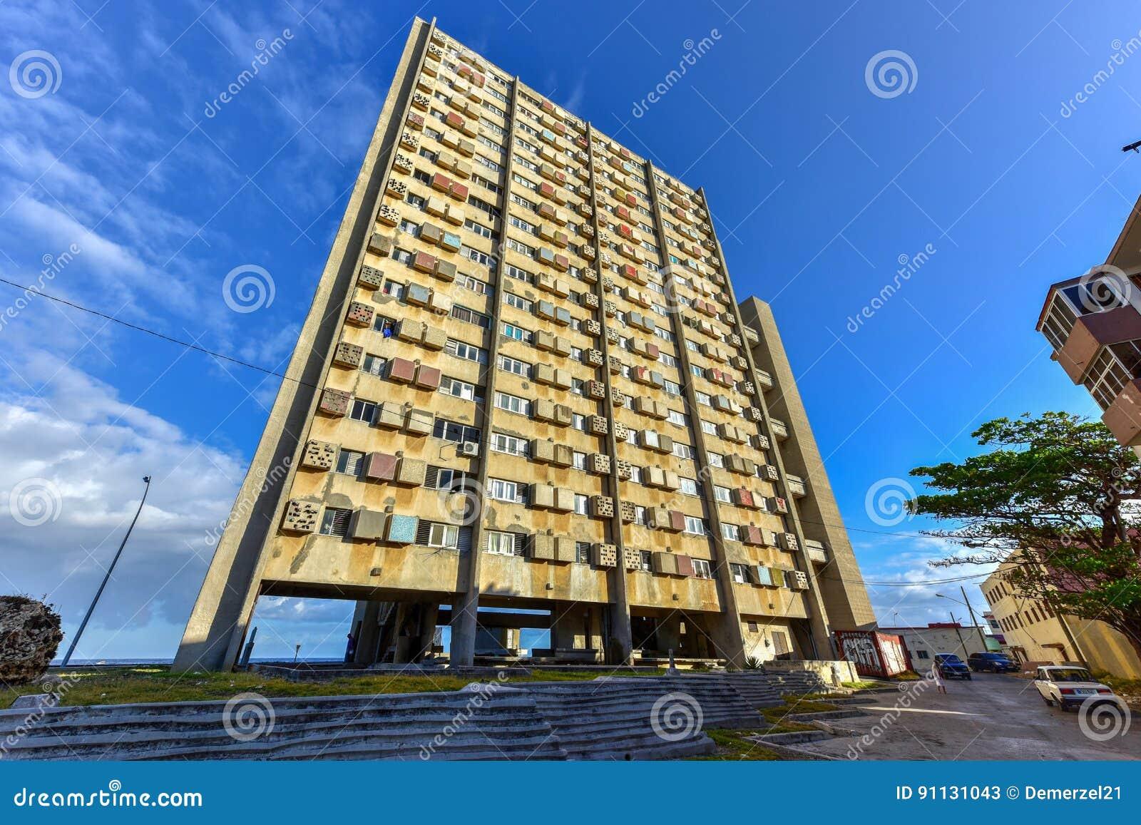 Giron Tower - Havana, Cuba editorial stock photo  Image of