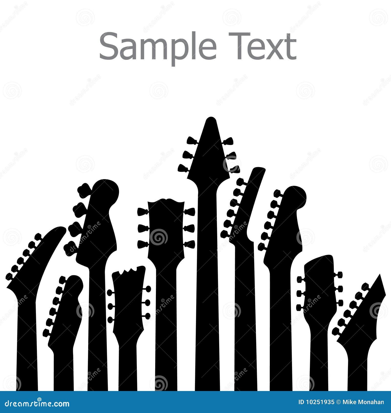 Gitar rękojeści