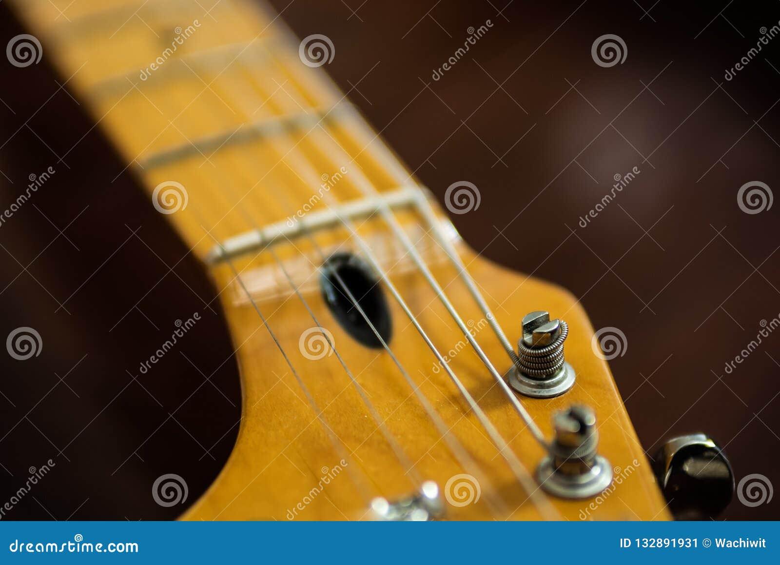 Gitara czopy na gitary headstock