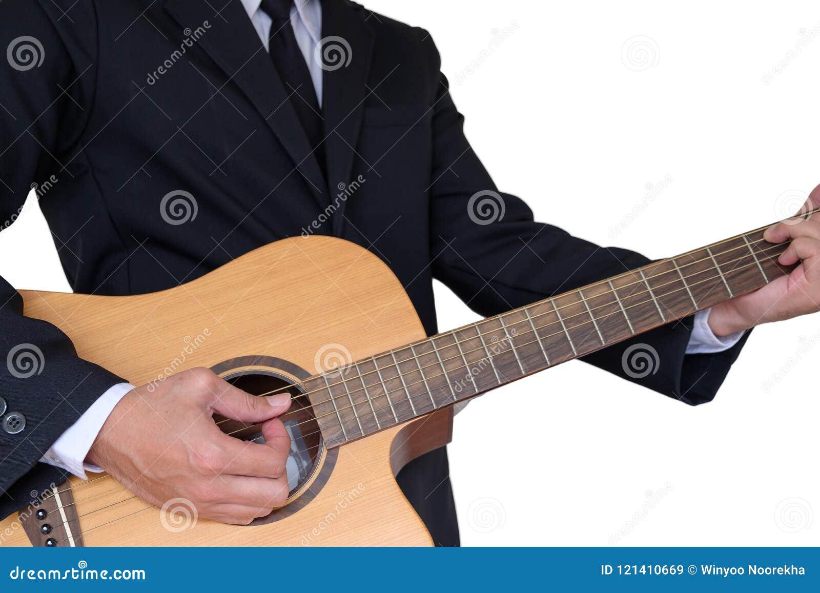 Gitara jego gry