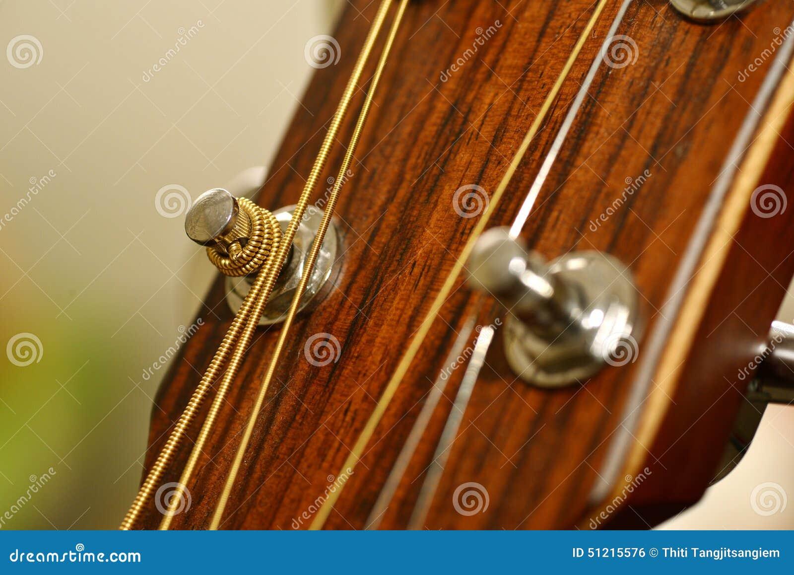 Gitara metalu szpilka