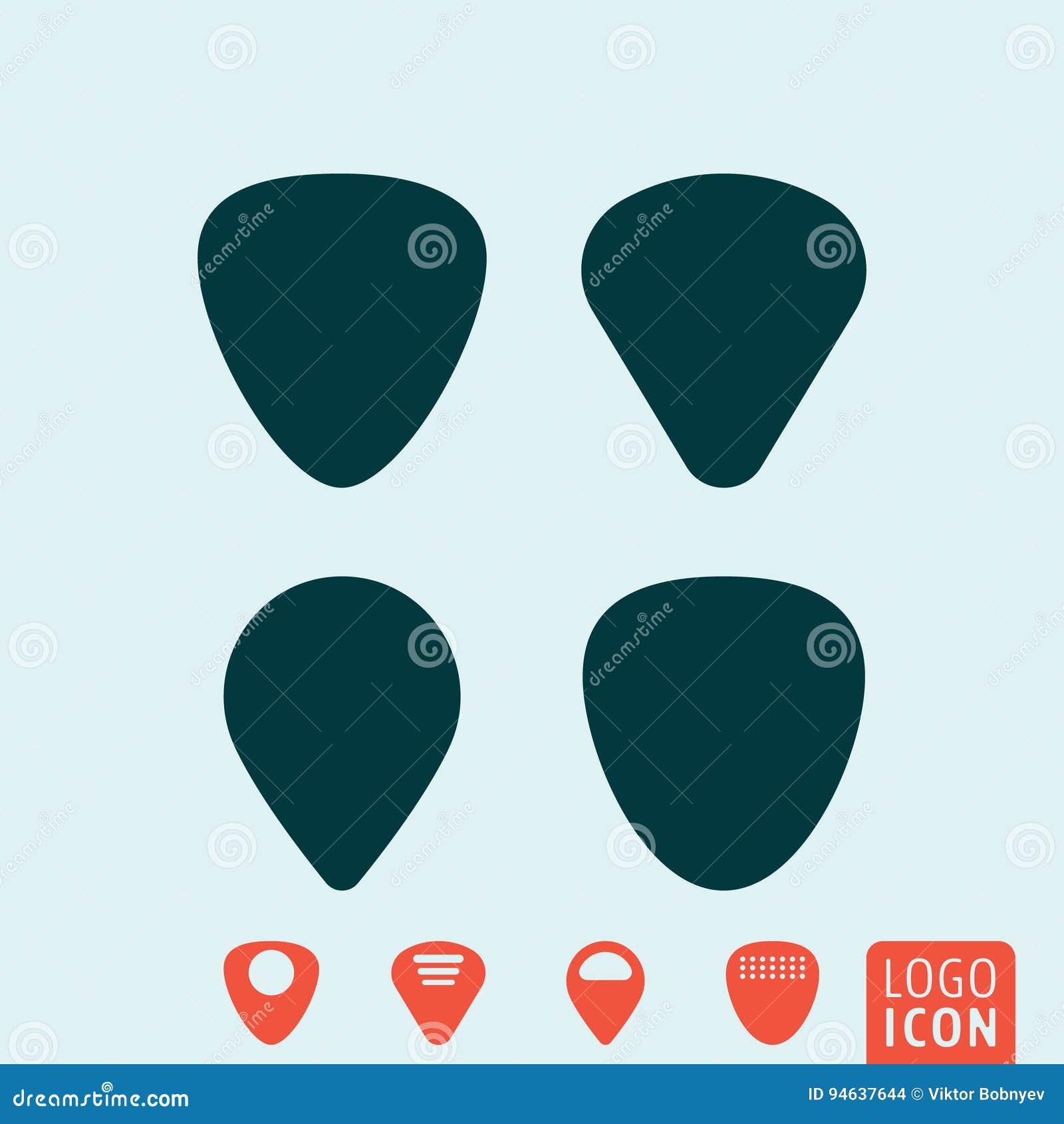 Gitara plektron lub wybór