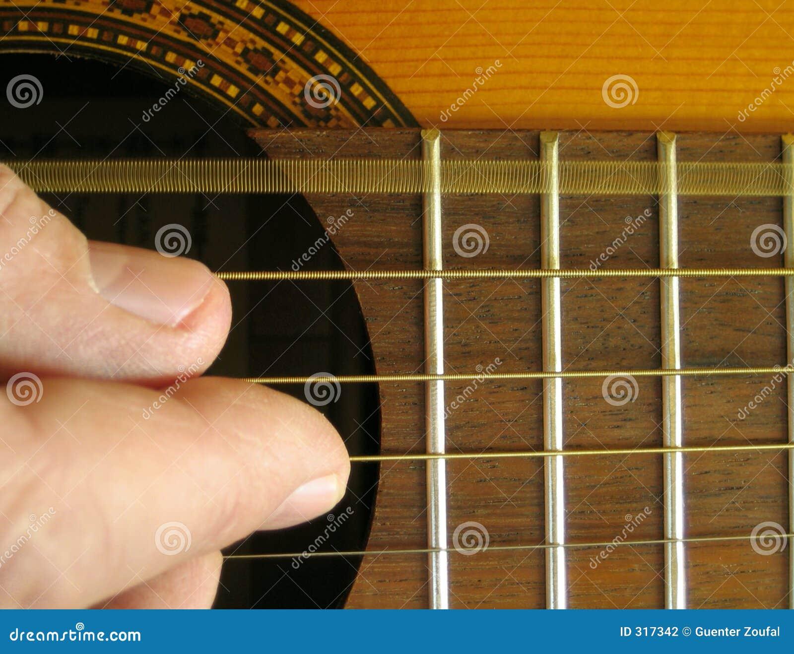 Gitara struna e