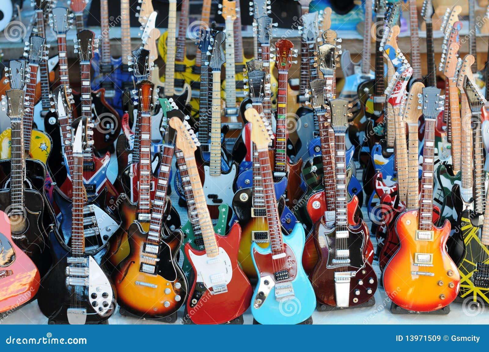 Gitara udział