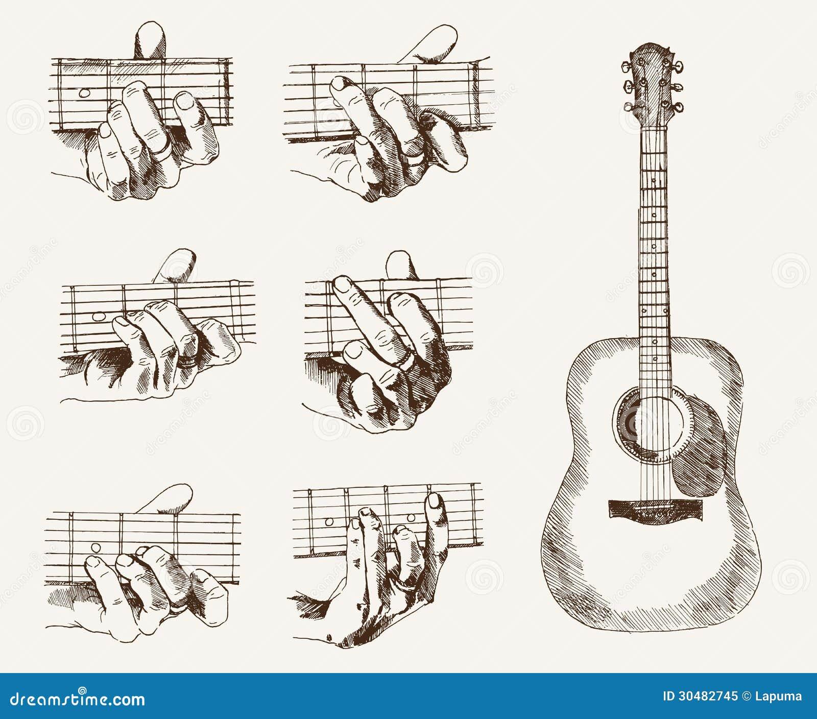 Guitar Chord Progression Encyclopedia Includes Hundreds
