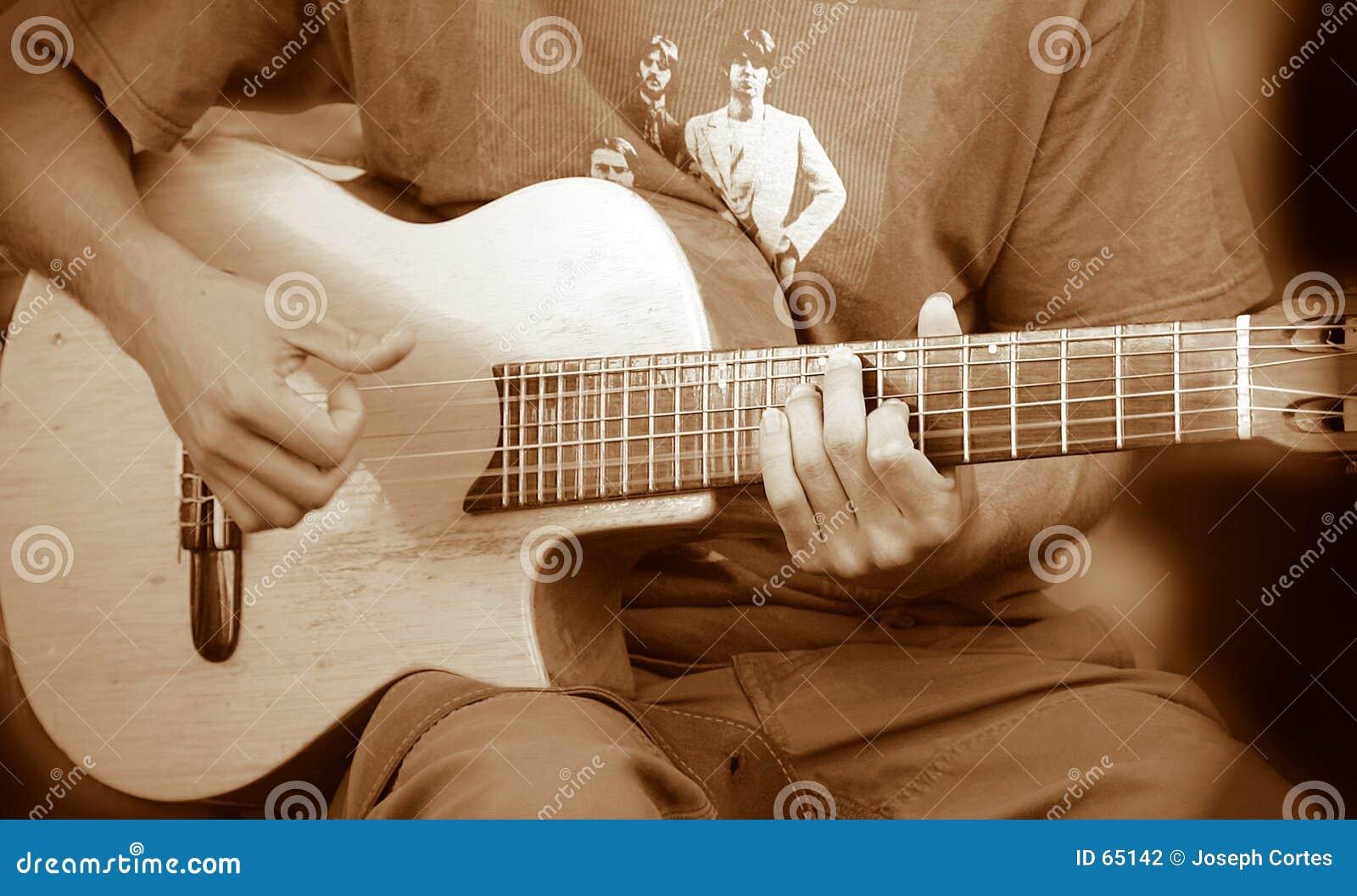 Gitarrgrabb