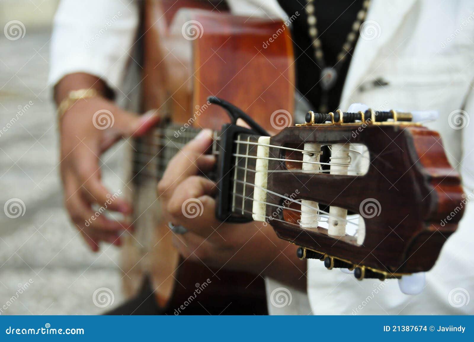 Gitary spanish