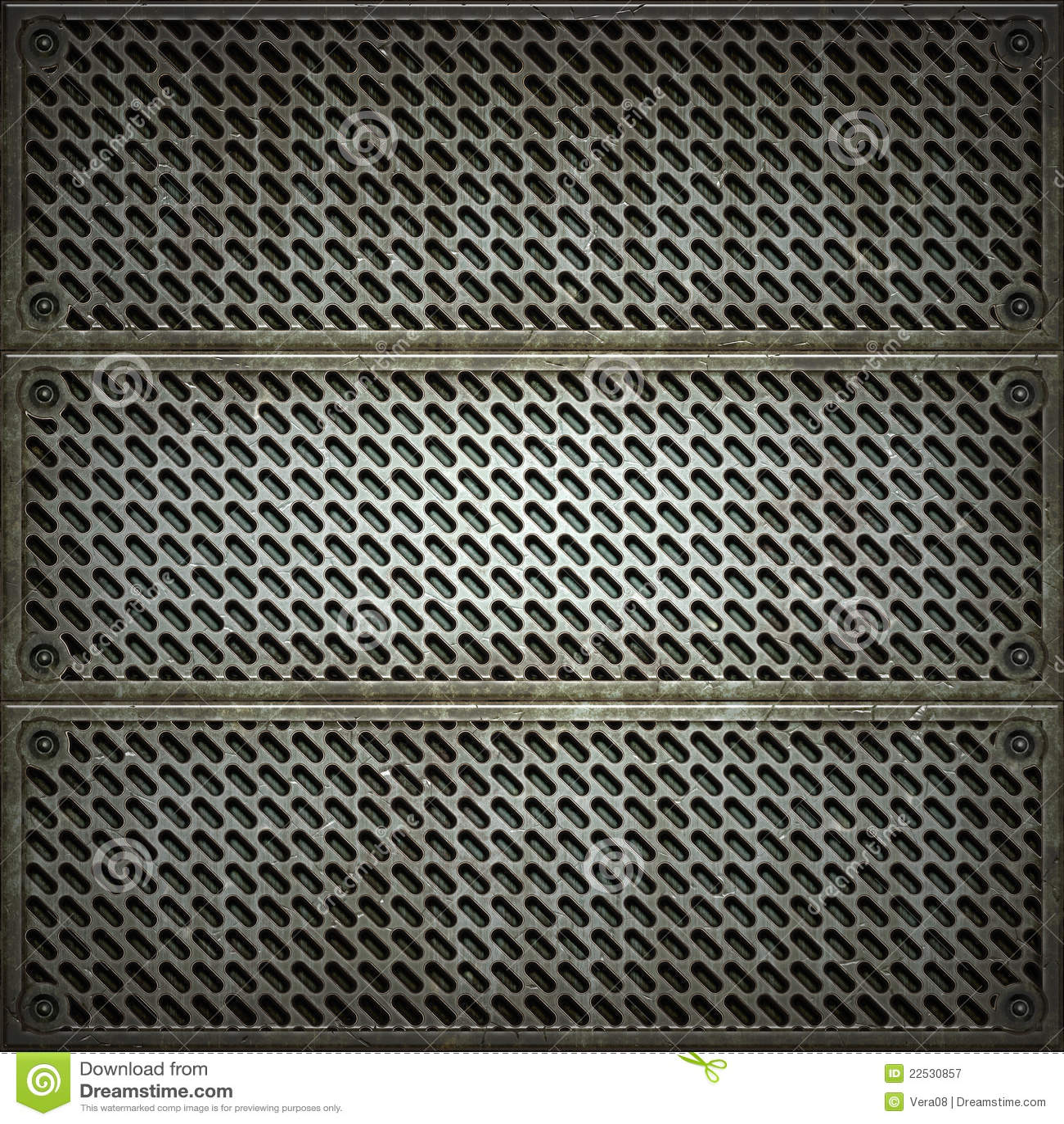 Gitter. Beschaffenheit des Metalls