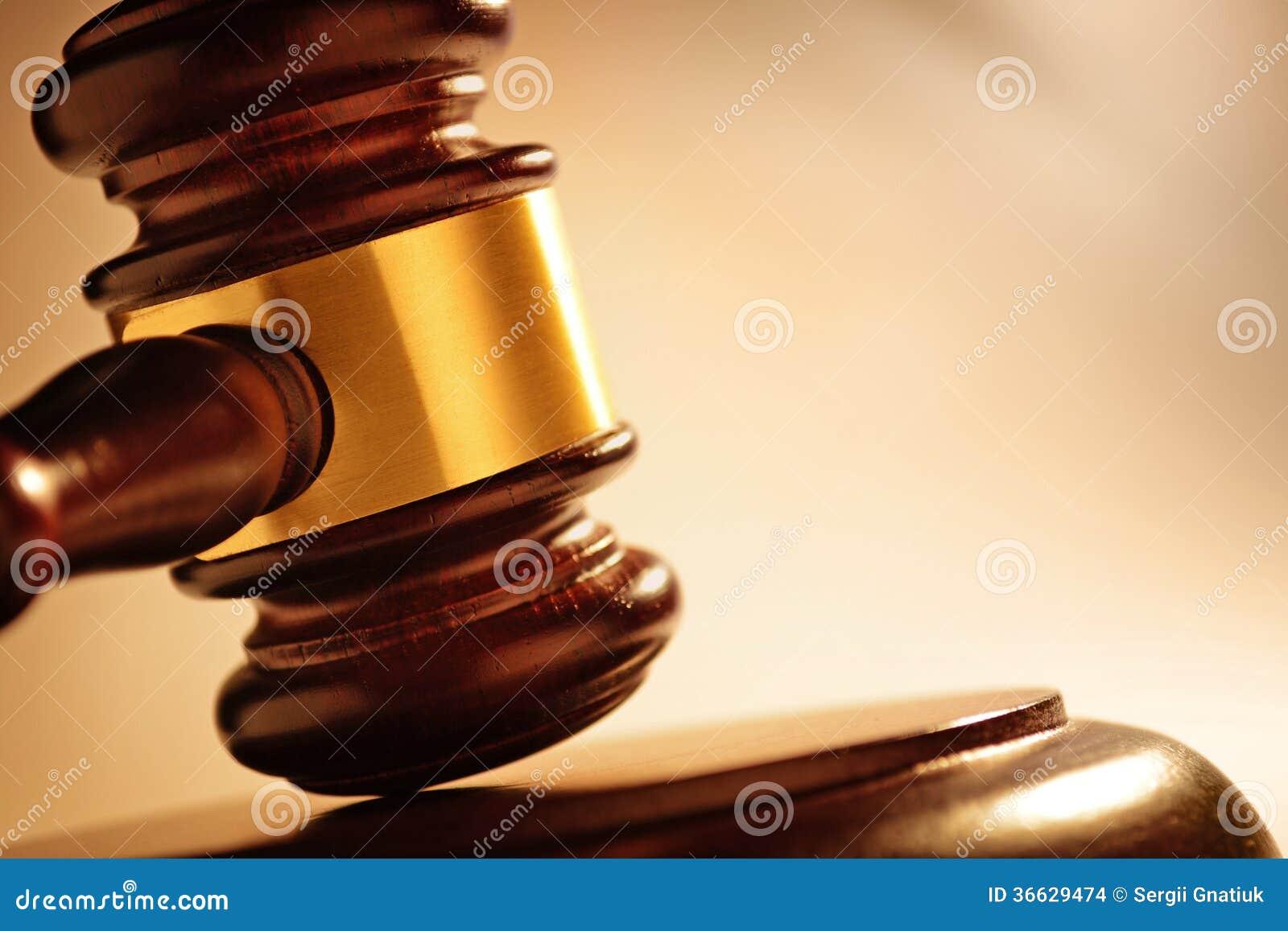 Giudice o martelletto dei banditori