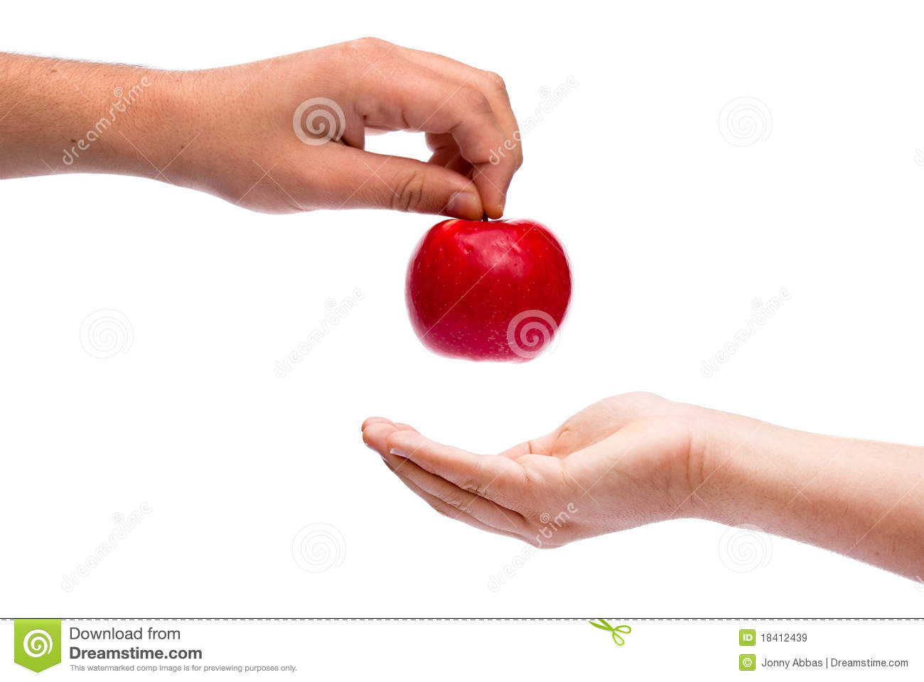 give healthy food stock image image of apple hold food
