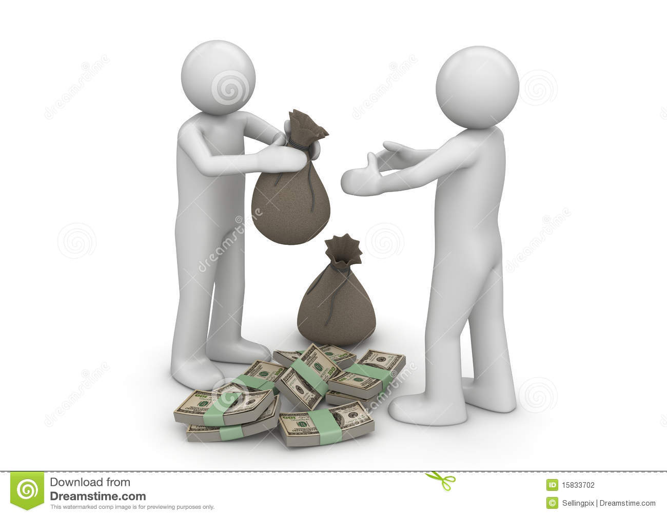 Give Me My Money - Finance Stock Photography - Image: 15833702
