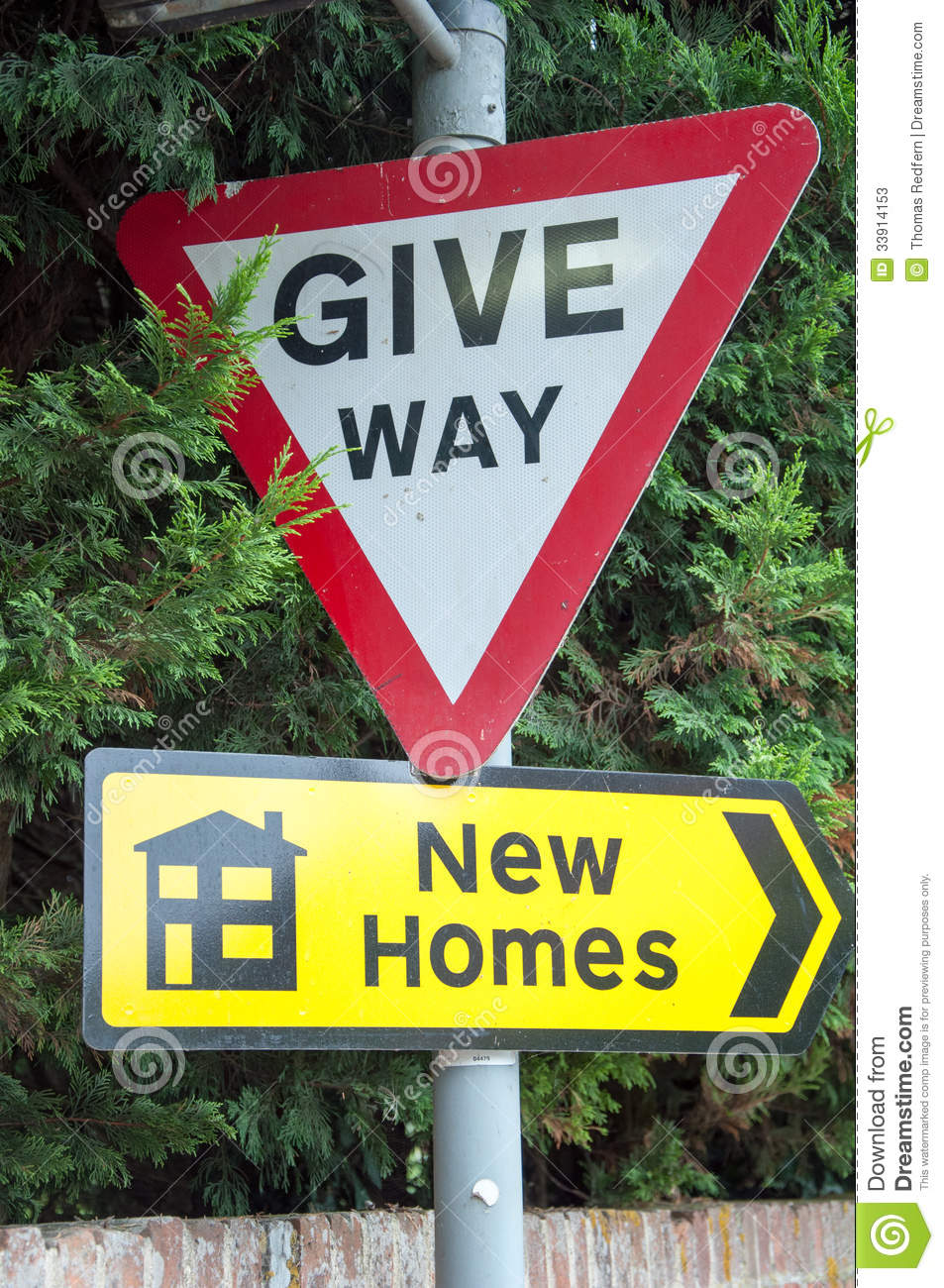 Home Time Road Roblox Id: Give Way, New Homes Stock Image. Image Of Homes, Post