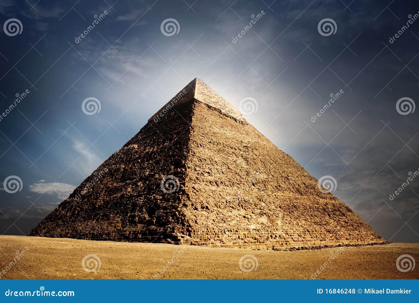 Giza-Pyramiden, Kairo, Ägypten