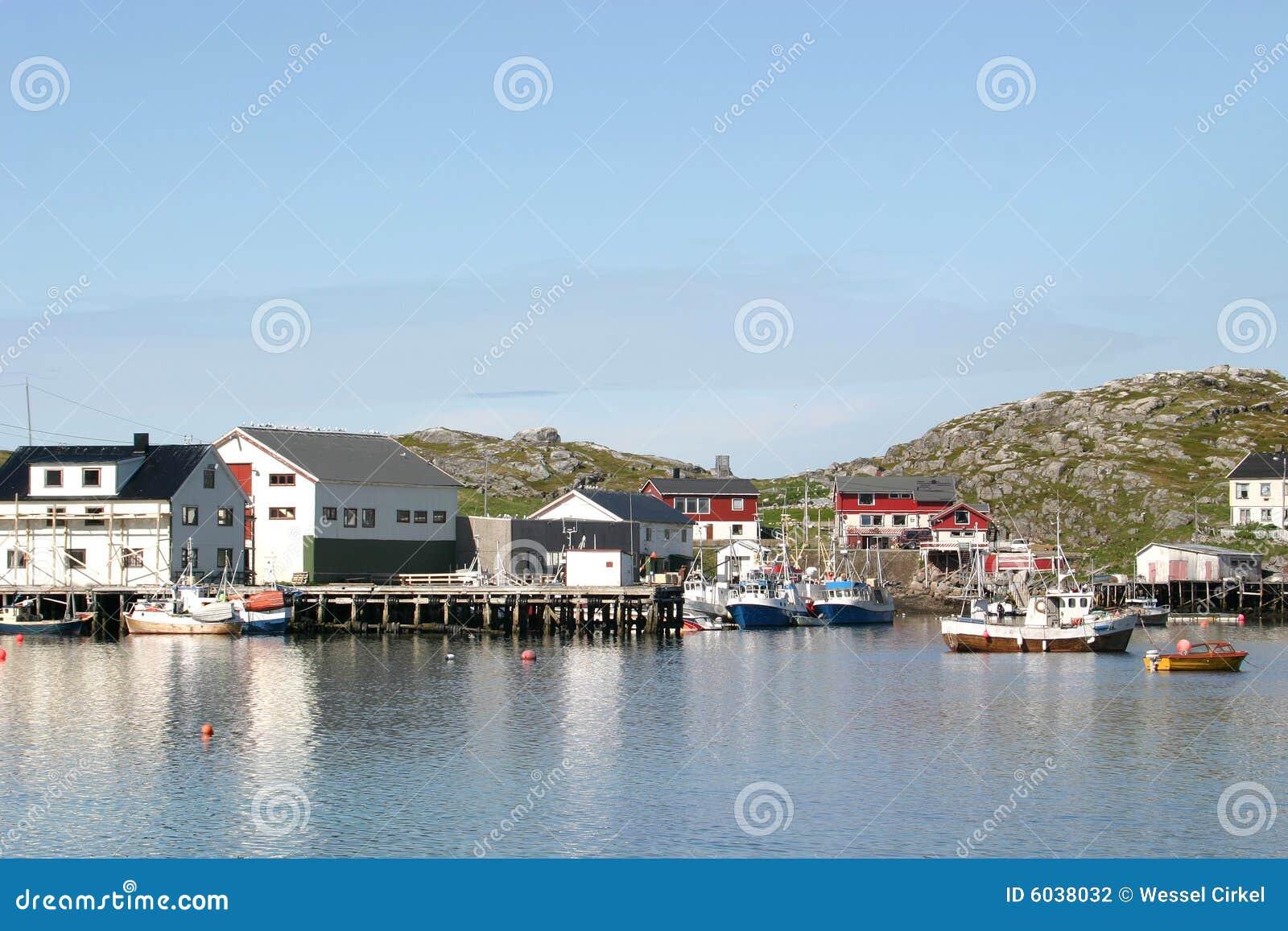 Gjesvaer schronienie Norway