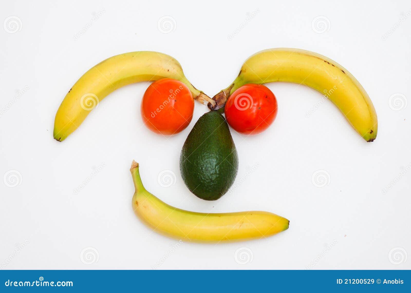 Gjorda framsidafrukter