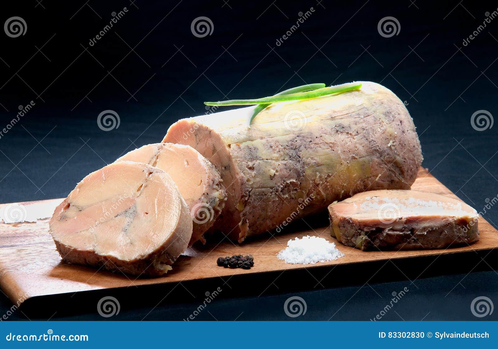 Gjort Foie Gras hem