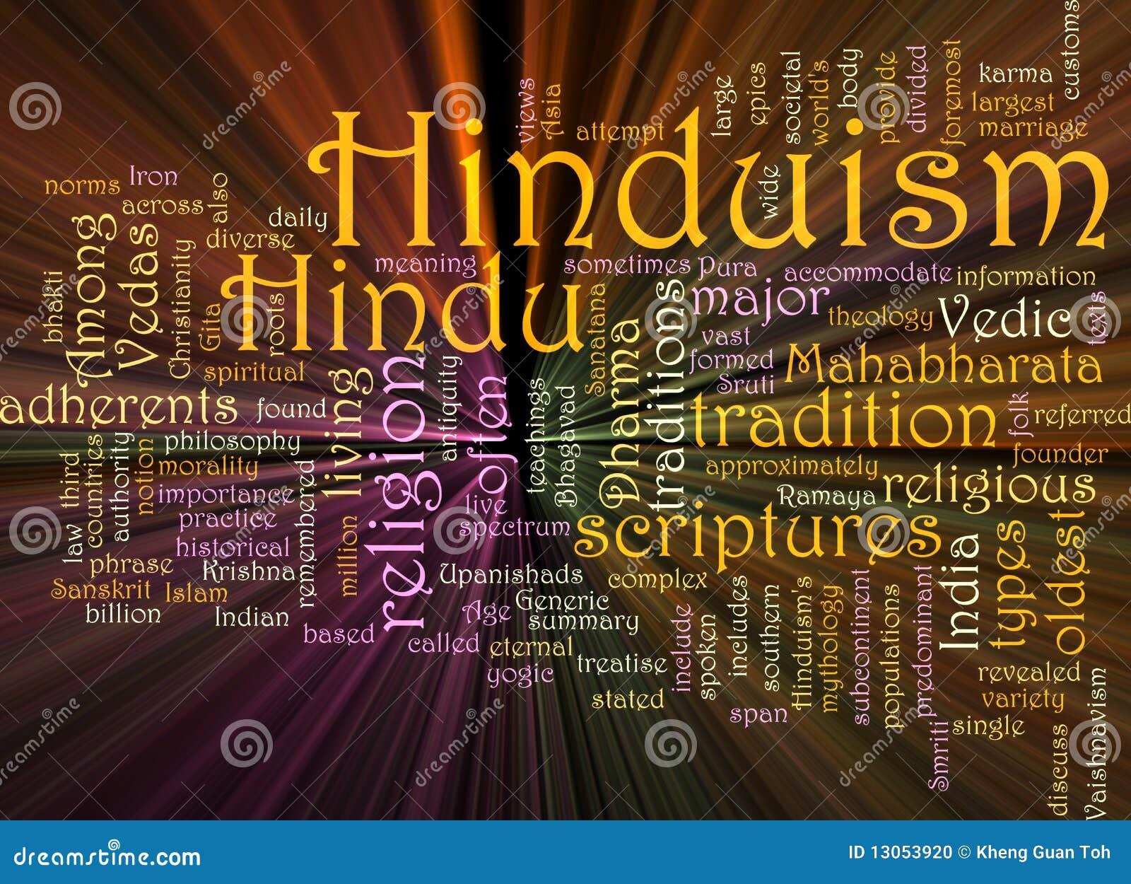 Glödande hinduismord för oklarhet