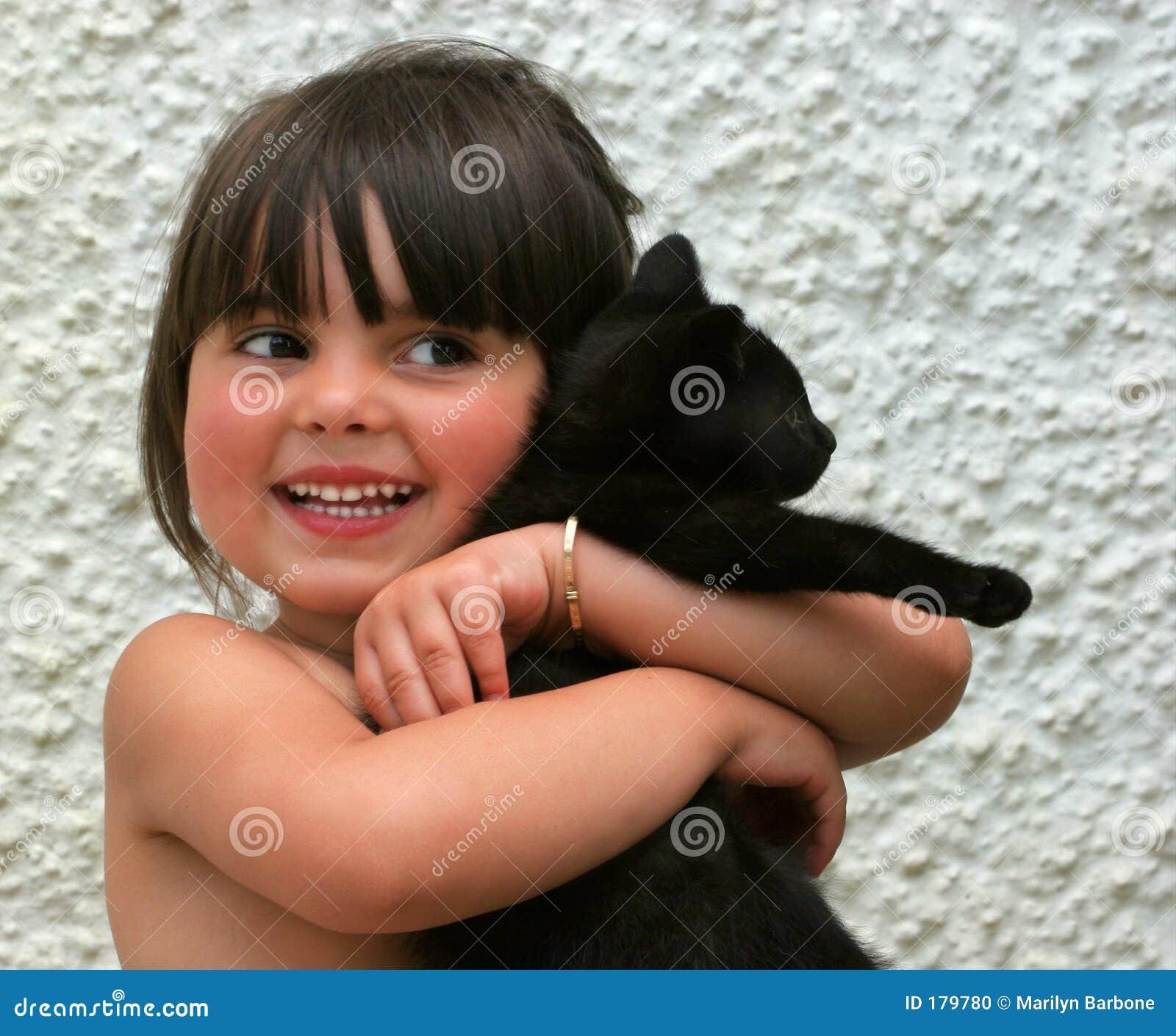 Glück ist ein neues Kätzchen