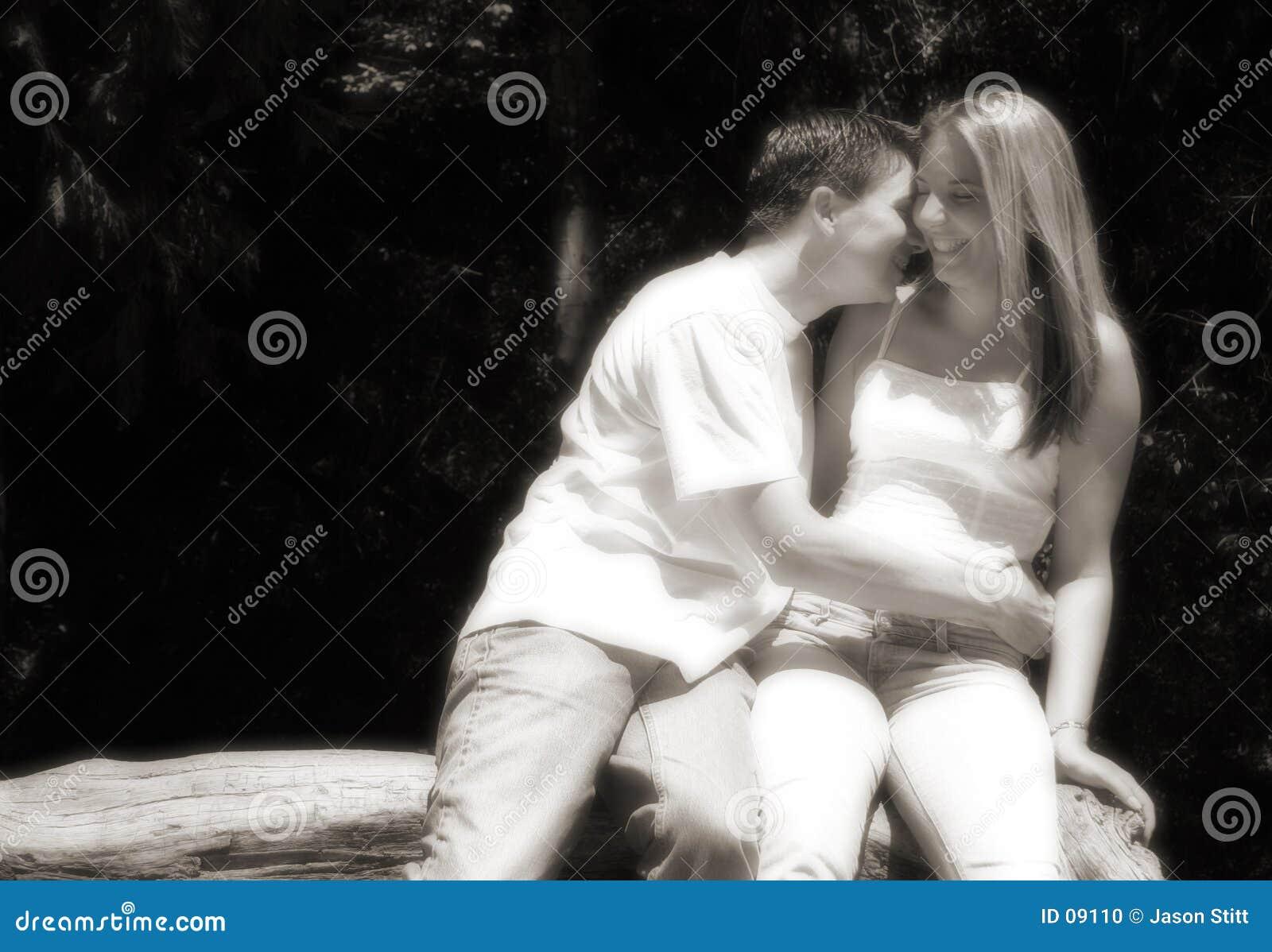 Glückliche Paare