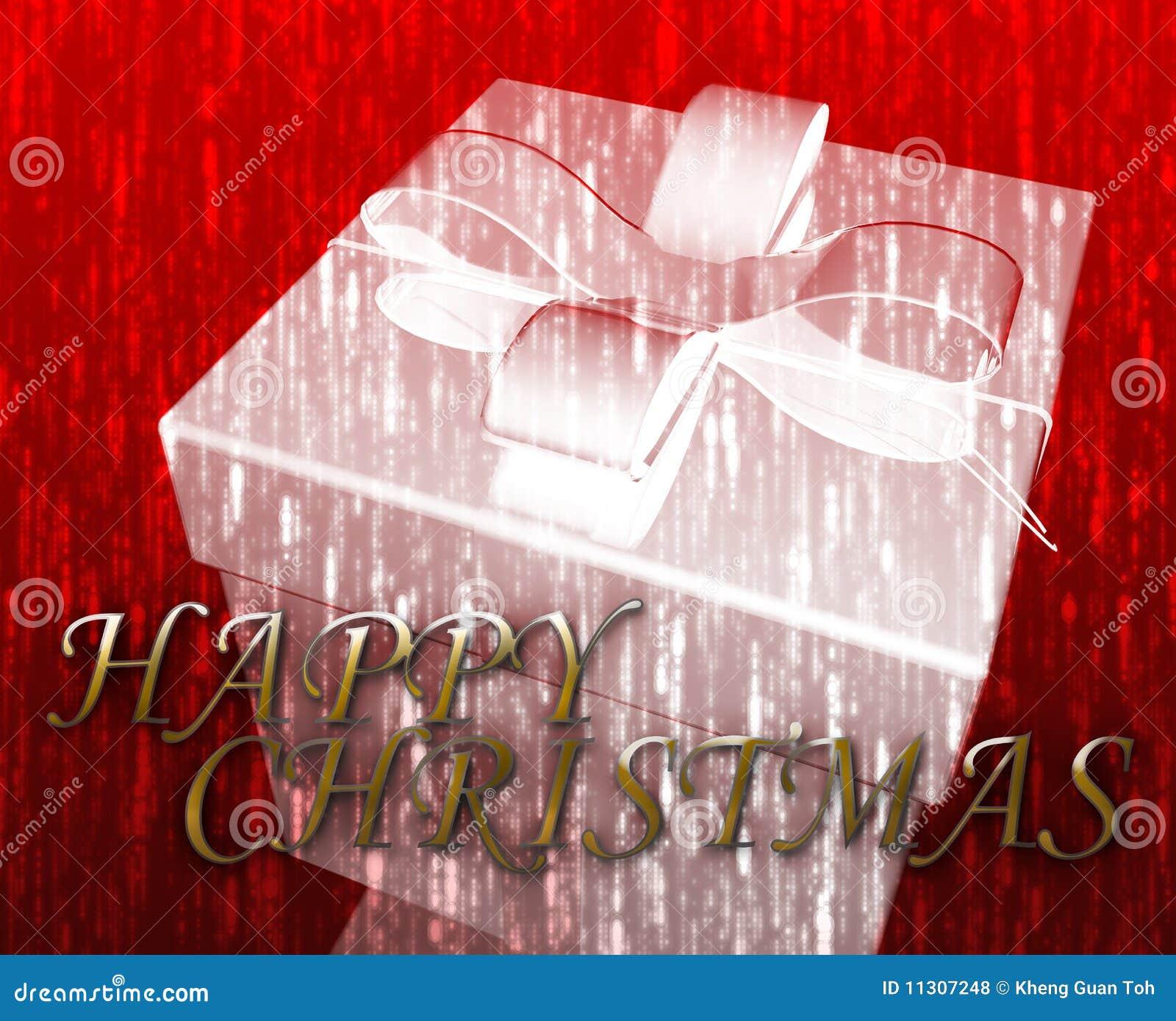 Glückliches Weihnachten