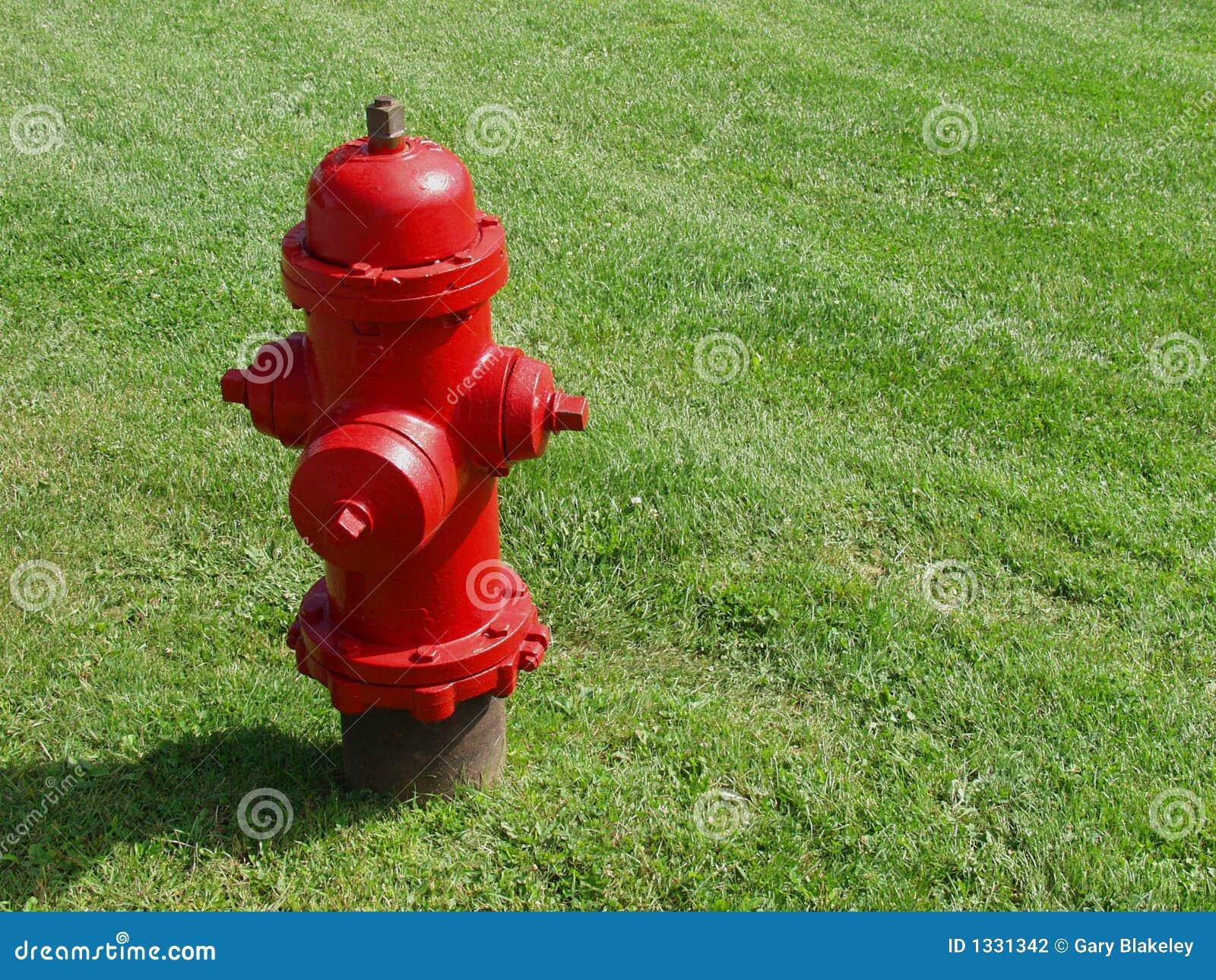Glühender Feuer-Hydrant
