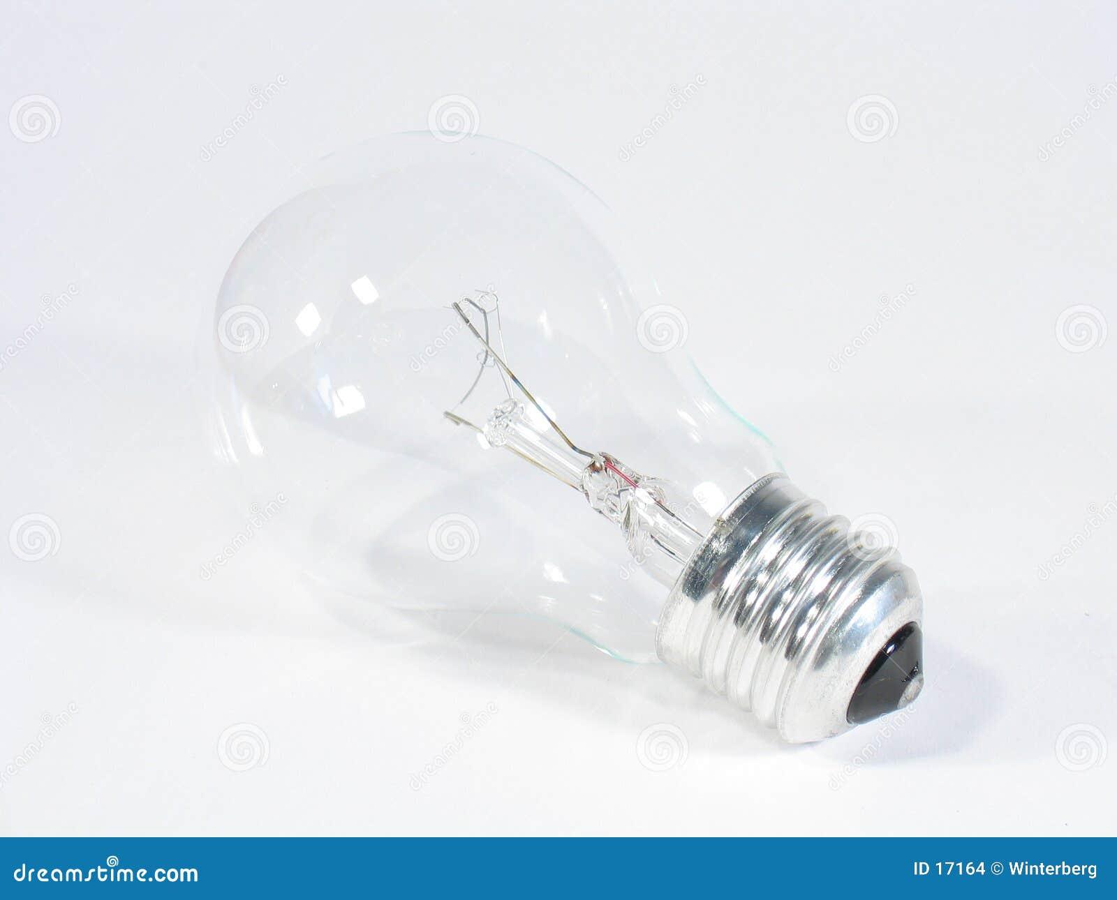Glühlampe IV