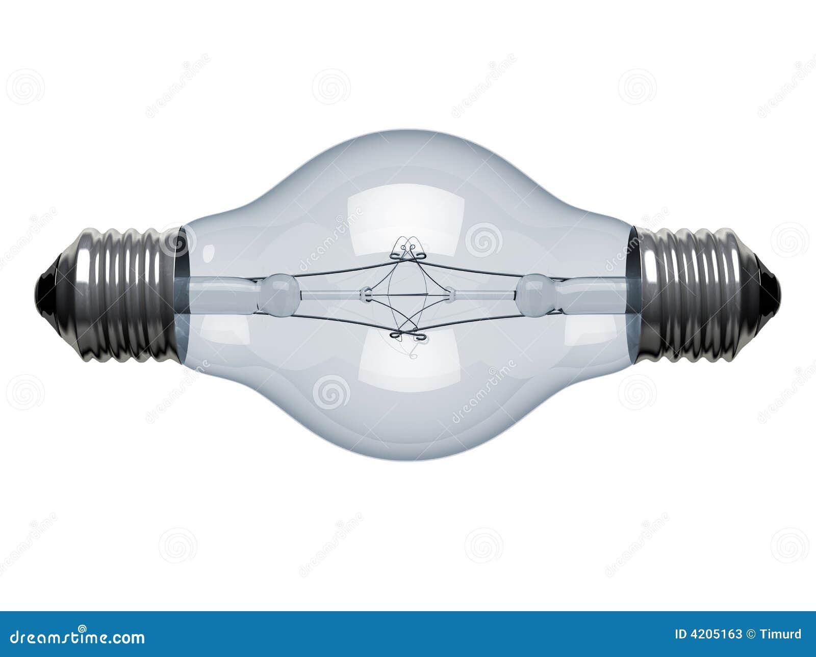 Glühlampe kreativ