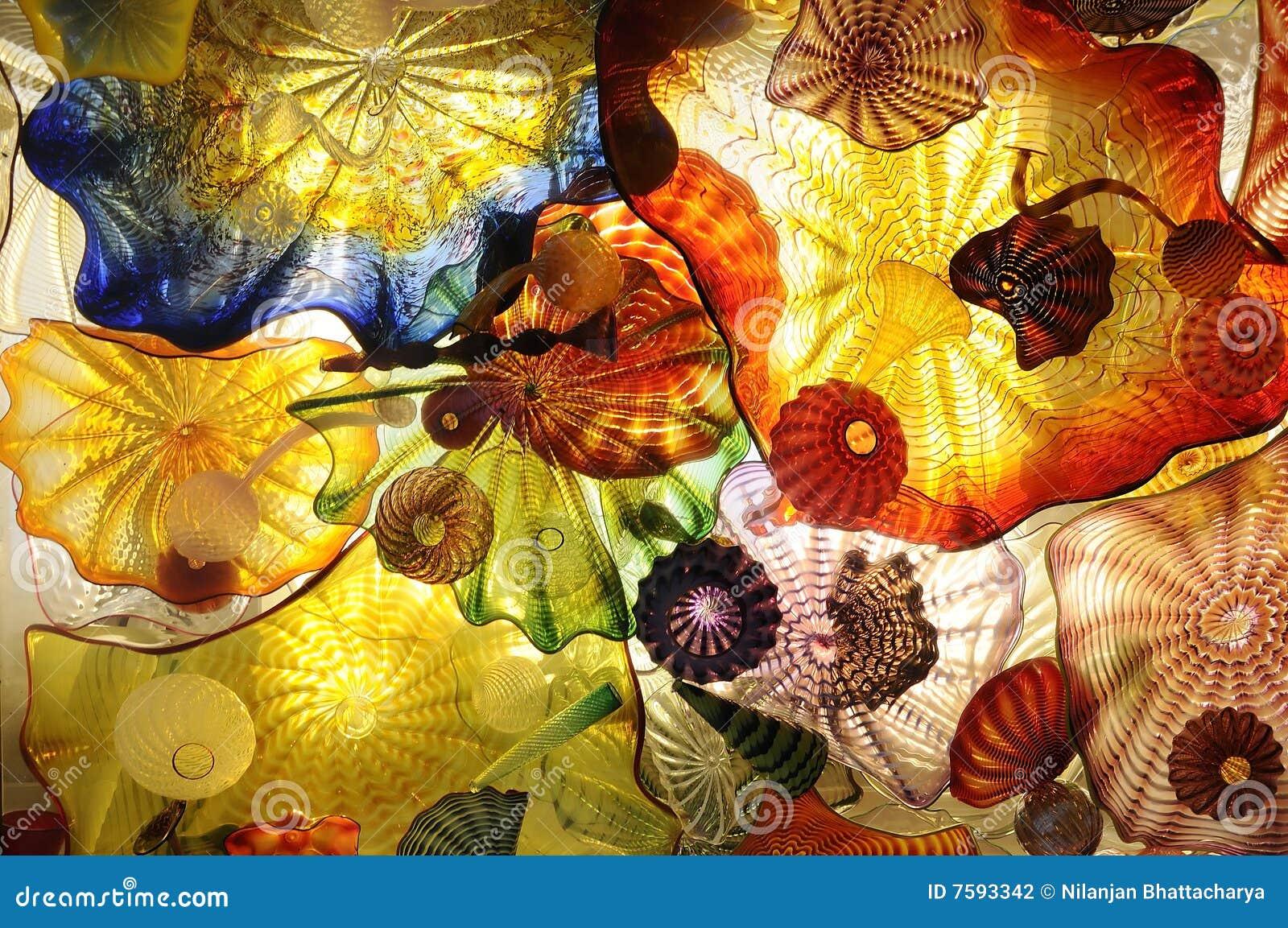 Glace d 39 art abstrait photographie ditorial image 7593342 - Photographie d art en ligne ...