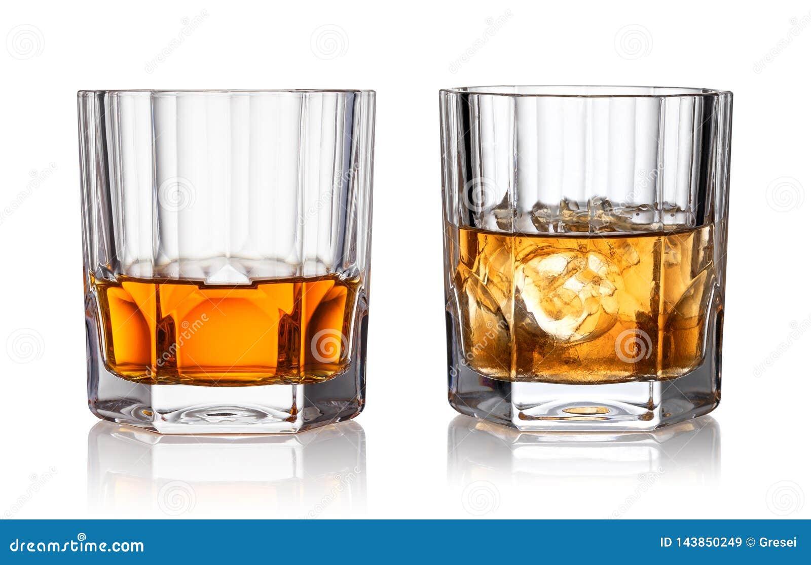 Glace de whiskey